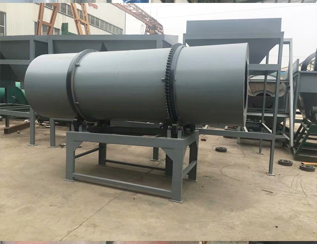 Large Producing Capacity Liquid Coating Equipment with Carbon Iron Base