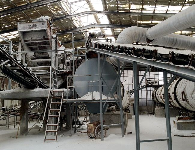 Energy Saving Rotary Drum NPK Granulation Plant with Wide Raw Materials Adaptability