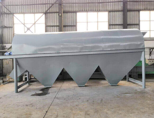 MAP Fertilizer Screener for Industrial Raw Materials Cleaning / Grading