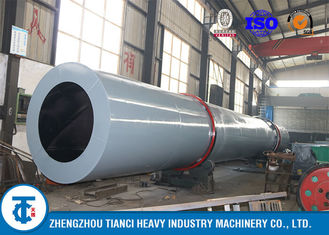 China Stainless Steel Fertilizer Rotary Cooler Machine for Poultry Manure Cooling supplier