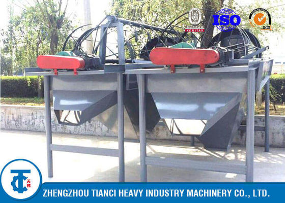China Single Shaft Organic Fertilizer Screener , 5T/H Production Line Drum Screening Machine supplier