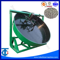 SGS Approved Fertilizer Granulator Machine , Disc Pelletizer Of Organic Fertilizer