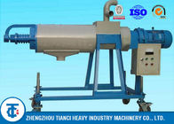 China Chicken / Sheep / Cow Dung Dewatering Screw Press Machine , 1T/H Manure Dewatering Equipment factory