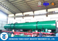 Compound / Organic Fertilizer Dryer 8.5T Weight with Large Output Capacity