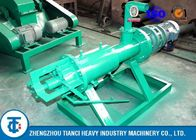 China Full Automatic Animal Manure Dewatering Machine High Efficiency Fertilizer Production Use factory