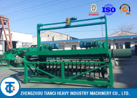 China High Efficiency Compost Turner Machine Low - Impact Loading Start for Animal Waste factory