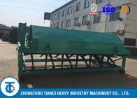 China Waste Processing Compost Turner Food 5 - 8 Tons Per Hour Capacity Carbon Steel Made factory