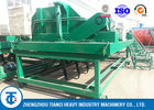 China Civil Waste Compost Turner Machine BV / SGS / ISO Approved for Air Pollution Reduction factory