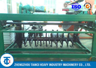China Organic Fertilizer Self - Propelled Compost Turning Equipment for River Silt Reuse factory
