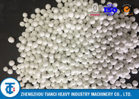 Ball Shape NPK Fertilizer Plant , One Year Guaranteed NPK Granulation Plant