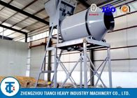 China Semi-automatic BB Fertilizer Production Line In Fertilizer Making Plant factory