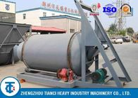 China Semi Automatic Compound Fertilizer Production Line / 5-20t/H Fertilizer Production Plant factory