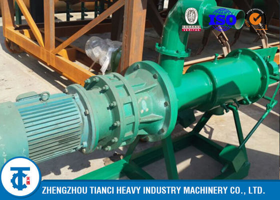 China Organic Fertilizer Production Manure Dewatering Machine Full Automatic Operated distributor