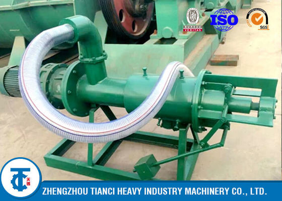 China Sludge / Manure Dewatering Equipment 8 - 9T/H Capacity for Organic Fertilizer Production Line distributor