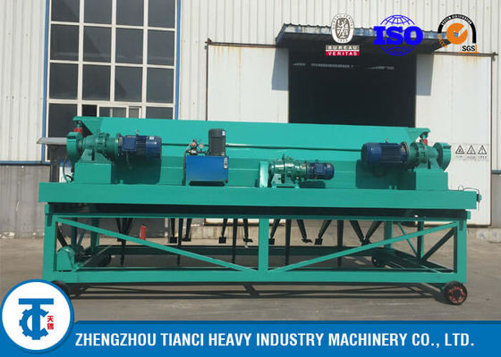 China Farmer 5T/H Self Propelled Compost Turner , 2400mm Turing Width Turner Farm Equipment distributor