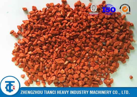 China Potassium Sulfate Fertilizer Production Line Carbon Steel Material with 5 - 6T/H Capacity distributor