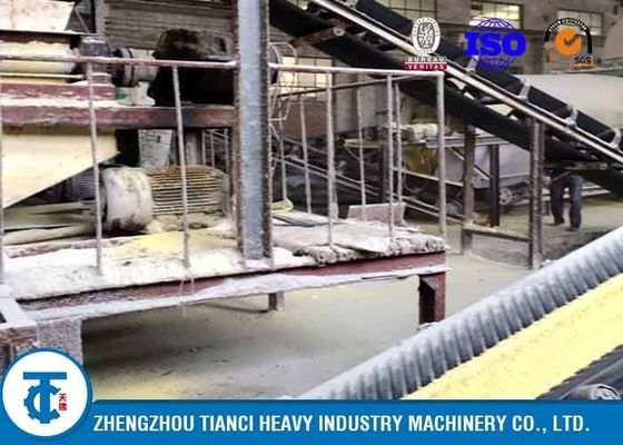 China 0.5mm Feed Size NPK Fertilizer Production Line ISO / SGS / BV Certificated factory