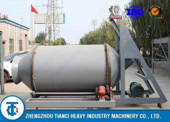 China 15-22kw Fertilizer Blending Equipment / Fertilizer Mixing Equipment PLC Control distributor