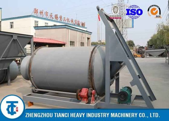 China 8-15t/H Automatic Bulk Blending BB Fertilizer Production Line 12 Months Warranty distributor